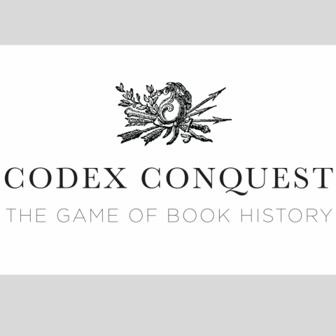 Codex Conquest: The Game of Book History