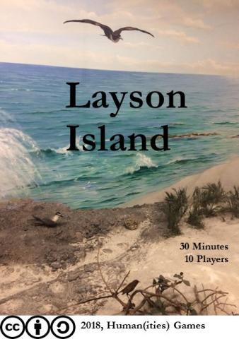 Laysan Island Logo
